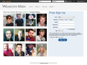 Welthy Men Dating Post Thumbnail